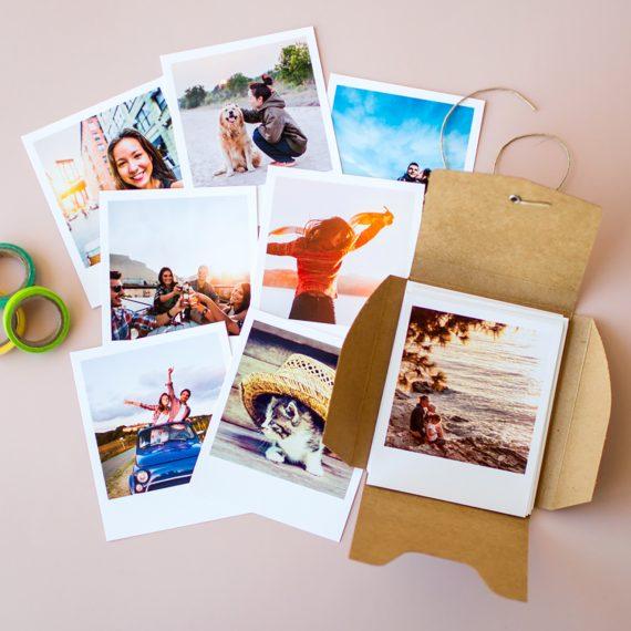 Stampa foto/libri